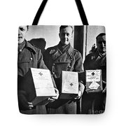 Prisoners Of War, C1942 Tote Bag
