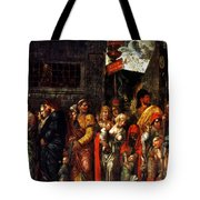 Prisonnniers 1506 Tote Bag