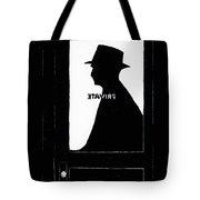 Private Eye  Tote Bag