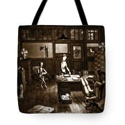 Private Eye Tote Bag