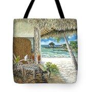 Private Island Tote Bag