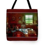 Private Tote Bag