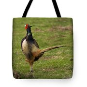 Private Pheasant Tote Bag