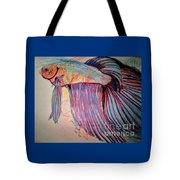 Prize Betta Tote Bag