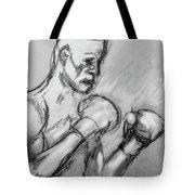 Prizefighter Tote Bag
