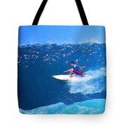 Pro Surfer Ezekiel Lau-3 Tote Bag