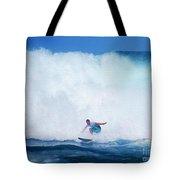 Pro Surfer Gabe King -6 Tote Bag