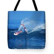 Pro Surfer Jamie O Brien #1 Tote Bag
