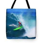 Pro Surfer Keanu Asing-2 Tote Bag