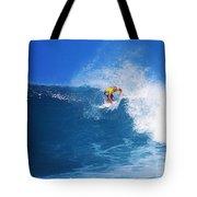 Pro Surfer Nathan Hedge-1 Tote Bag
