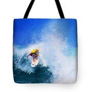 Pro Surfer-nathan Hedge-4 Tote Bag