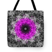 Probability Flower Tote Bag