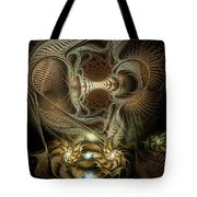 Probing Deception Tote Bag