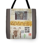 Procenemi Dodona, Oracle Of Zeus Tote Bag