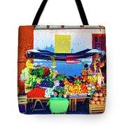 Produce Seller Tote Bag