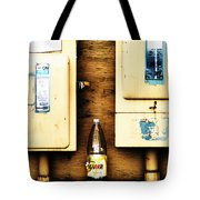 Product Placement Tote Bag