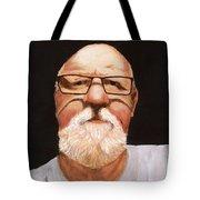 Professor Shoes Tote Bag
