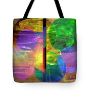 Progressive Intervention Tote Bag