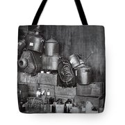 Prohibition Confiscated Stills  1920's Tote Bag