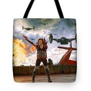 Project Alice Tote Bag