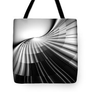 Projected Outcome Tote Bag