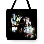 Projection - Body 2 Tote Bag