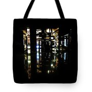 Projection - City 1 Tote Bag