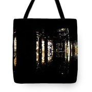 Projection - City 3 Tote Bag