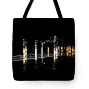 Projection - City 5 Tote Bag
