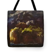 Prometheus 1883 Tote Bag