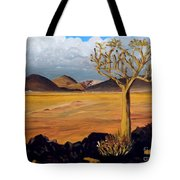 Promise Of Rain Tote Bag
