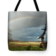 Promise To Gettysburg Tote Bag