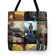 Promotional 01 Tote Bag by Dwayne Glapion