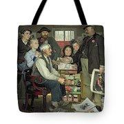 Propaganda Tote Bag