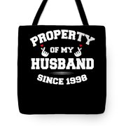 Propertyhusband 1998 Tote Bag