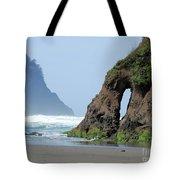 Proposal Rock - Keyhole Tote Bag