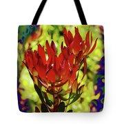Protea Flower 4 Tote Bag