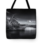 Protected Wetland Tote Bag
