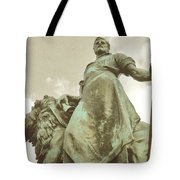 Protector Of The Queen Tote Bag