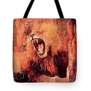 Protector Of The Realm Tote Bag