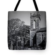 Protestant Church Macroom Ireland Tote Bag