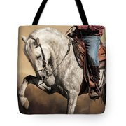 Proud And Powerful Tote Bag