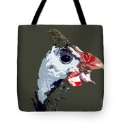 Proud Bird Tote Bag