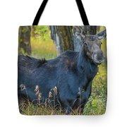 Proud Mama Moose Tote Bag