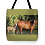 Proud Mare Tote Bag
