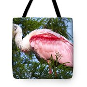 Proud Papa Tote Bag by Kenneth Albin