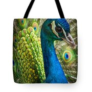 Preened And Proud Tote Bag