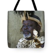 Proud Zulu Tote Bag