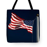 Proudly I Wave Tote Bag