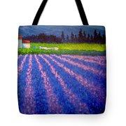 Provence Tote Bag